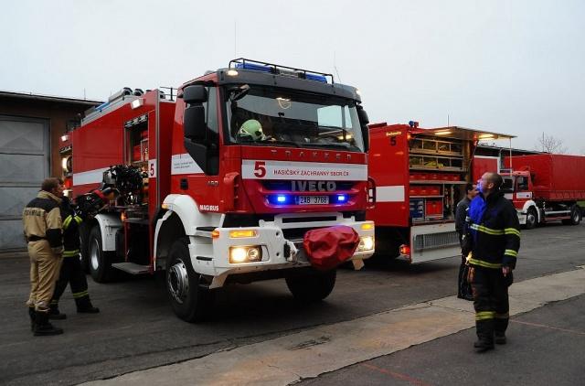 На территории посольства США в Праге произошел пожар