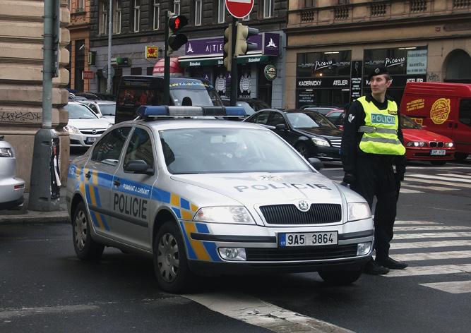Налет на оружейный магазин в центре Праги закончился стрельбой
