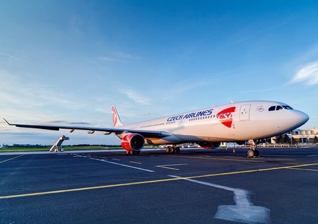 «Чешские авиалинии» возобновляют полеты в Россию