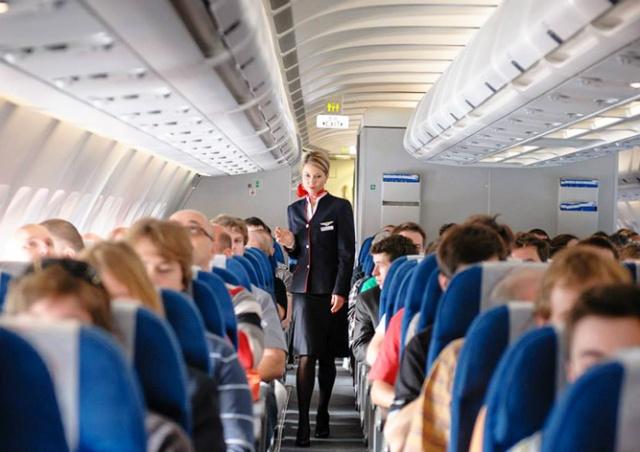 Вылет рейса Прага – Барселона задержали из-за пьяного дебоша на борту
