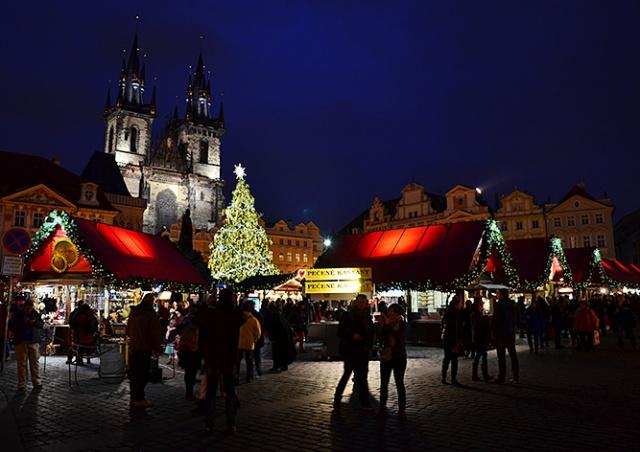 Метеорологи рассказали о погоде в Чехии на Рождество и Новый год