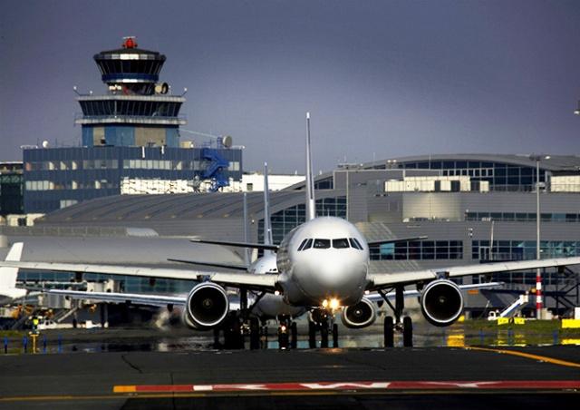 Пражский аэропорт установил контроль для прилетающих из Италии пассажиров