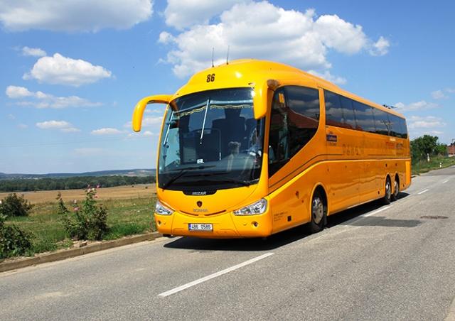 Из-за возросшего спроса автобусы маршрута Чехия - Хорватия стали доступнее