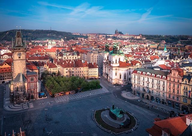 В центре Праги бесплатно покажут балет «Моя родина»