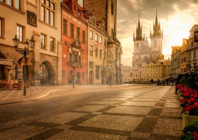 На неделе в Чехии потеплеет до 18°C, а к выходным похолодает