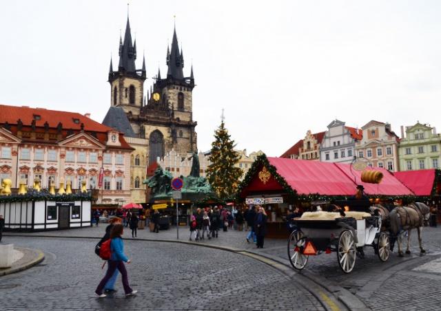 Чешские метеорологи рассказали о погоде на этой неделе