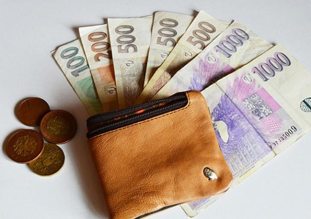 В Чехии выросла средняя зарплата