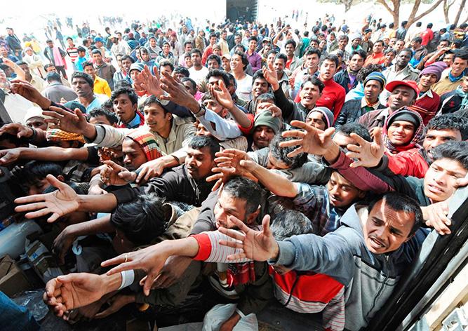 Чехия отказалась принимать беженцев