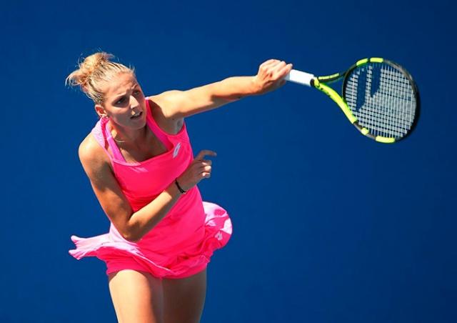 Впервые в истории чешская теннисистка станет первой ракеткой мира