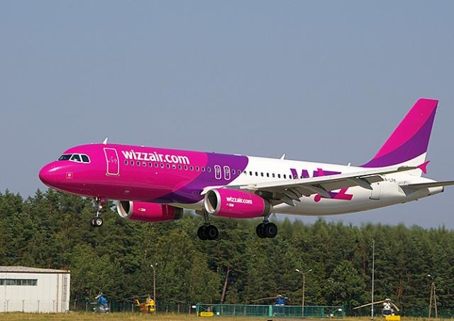 Wizz Air в три раза сократит число направлений из Праги