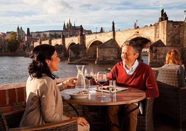 Прага опередила Нью-Йорк и Лондон по качеству жизни