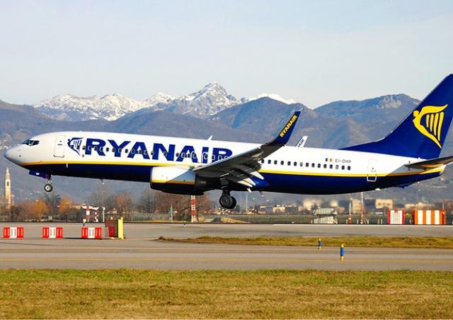 Ryanair снизит цены на билеты из-за высокой конкуренции