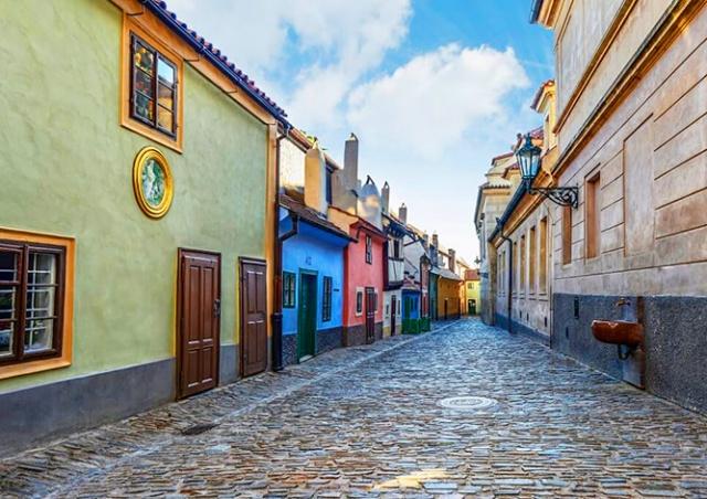 В субботу Пражский Град проведет День открытых дверей