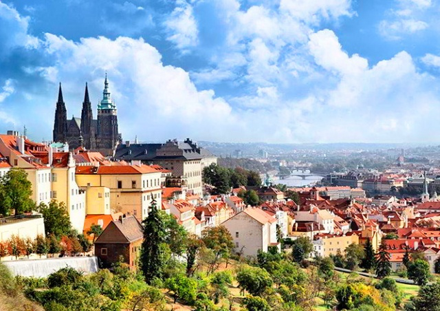 В Праге пройдет второй пешеходный командный квест
