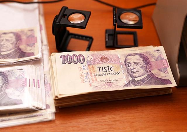 ЦБ Чехии рассказал о ситуации с фальшивыми деньгами в стране