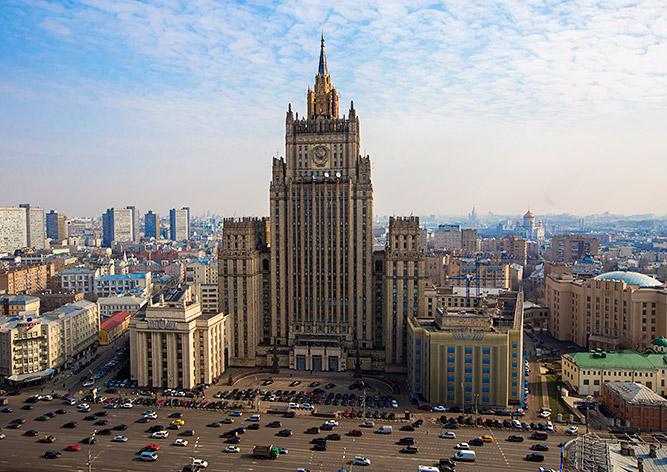 Россия закроет британское консульство в Петербурге