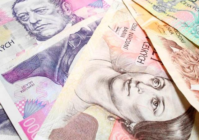 Средняя зарплата в Чехии вновь выросла