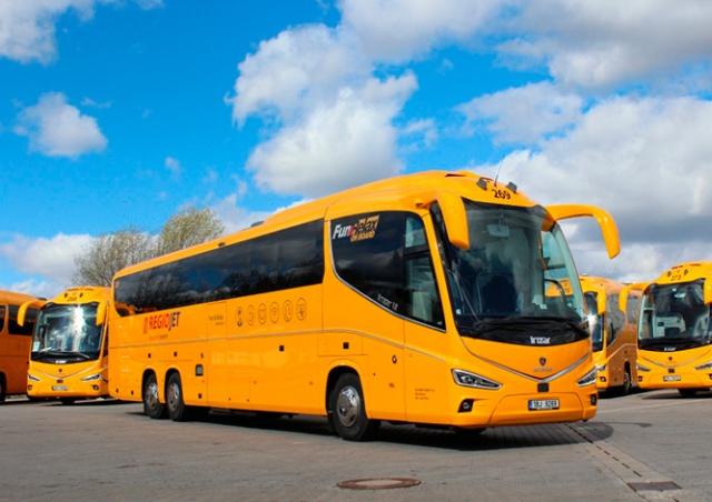 Распродажа у RegioJet: билеты в Европу по 200 крон