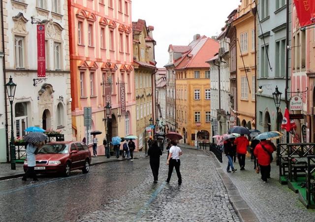 Прошедший июнь оказался в Чехии самым дождливым за последние 59 лет