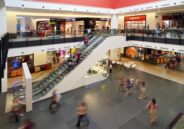 Неизвестный сообщил о минировании торговых центров по всей Чехии