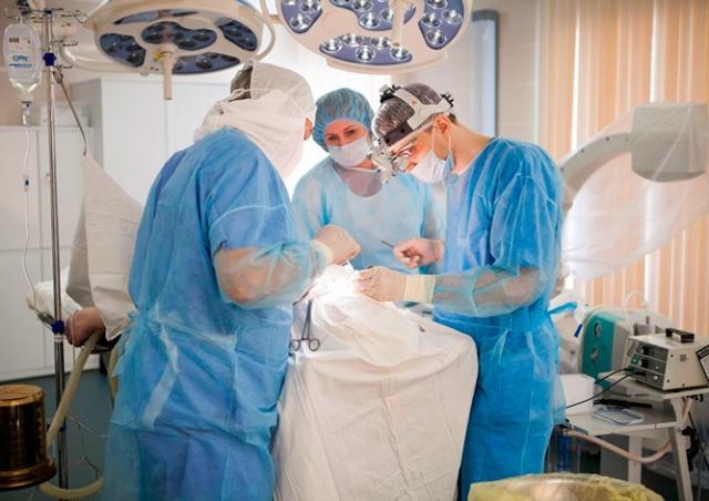 Впервые в истории Чехии медики пересадили печень четырехмесячному грудничку
