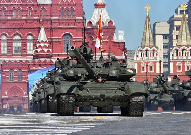 Президент Чехии поедет в Москву на парад Победы