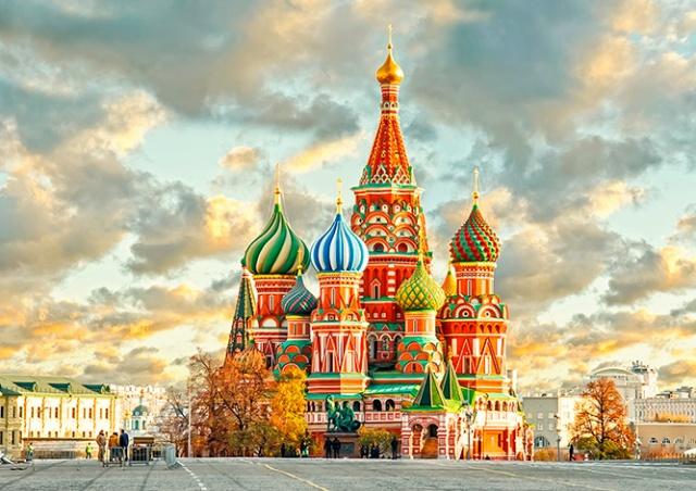 Чешские рекламщики предложили стереть Россию с карты