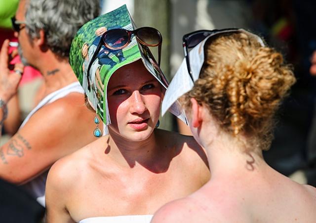 Предупреждение о сильной жаре объявлено в Чехии