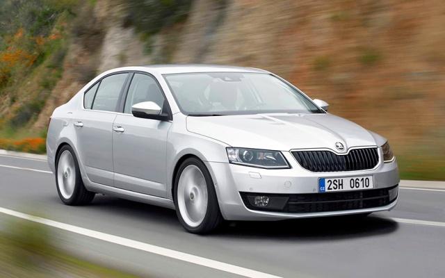 В России отзывают 3,5 тыс. машин Škoda