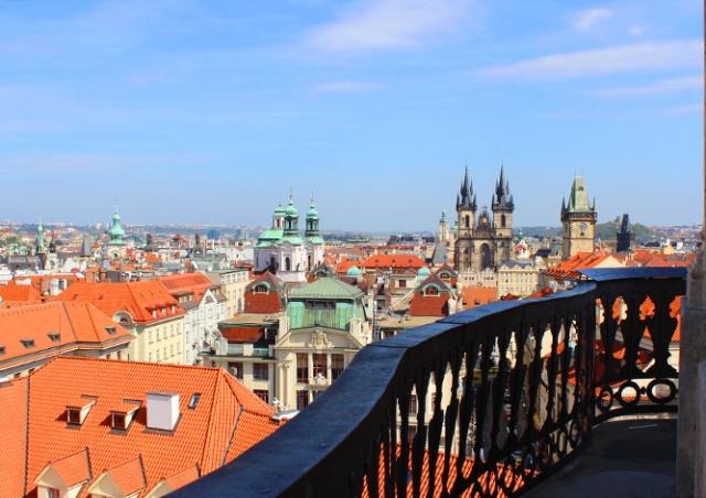 Синоптики: на выходных в Чехии будет тепло и солнечно
