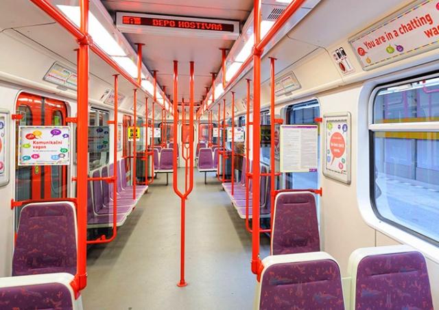 Мобильная связь появится на всех станциях и в тоннелях пражского метро