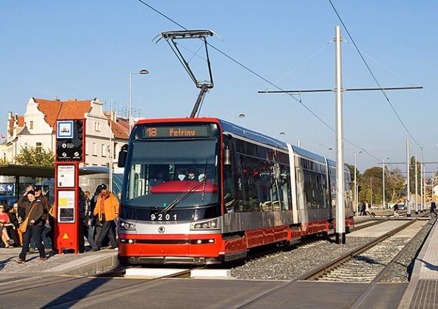 Пражским трамваям запретили сигналить перед отъездом