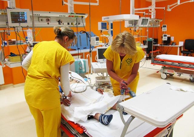 Три пражские больницы ввели запрет на посещения пациентов