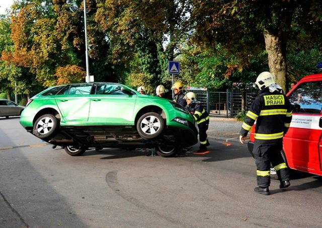 Чешский суд признал право автовладельцев на дополнительную компенсацию за ДТП