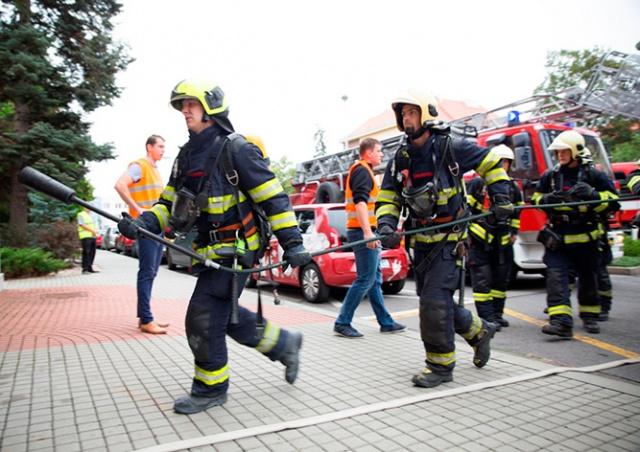 Пожарные раскритиковали безопасность в чешских ТЦ