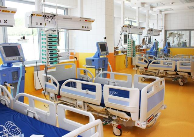 Из окна чешской больницы выпал пациент