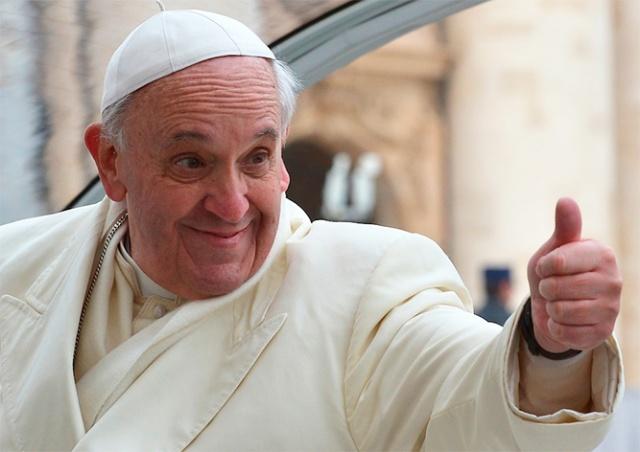 В Чехии сварят особое пиво для Папы Римского