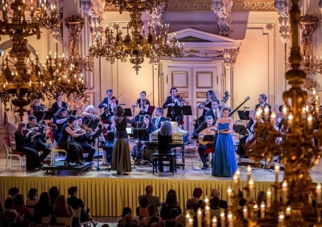 В Праге начался международный фестиваль старинной музыки