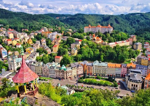 Карловы Вары станут первым чешским городом, где появится сеть 5G