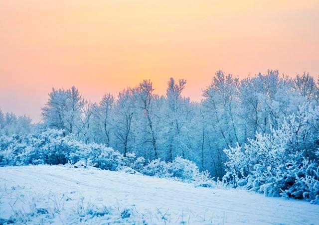 В Чехию идут морозы до -20°C