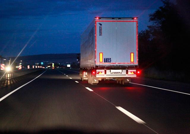 В Германии чешский водитель пойдет под суд за опасный обгон: видео