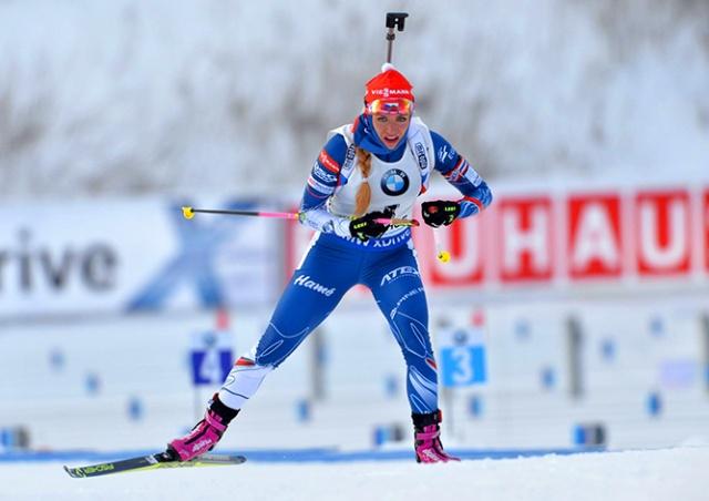 Дисквалификация россиянок принесла «бронзу» ОИ чешским биатлонисткам