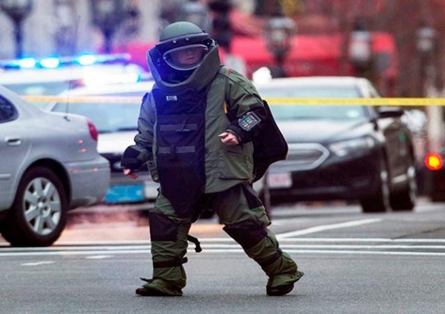 В центре Осло обнаружилии взрывное устройство