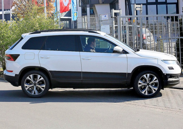 Škoda анонсировала преемника кроссовера Yeti