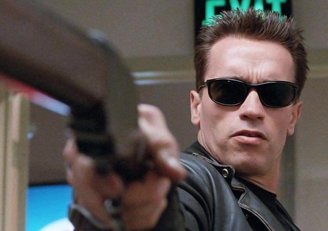 В чешских кинотеатрах покажут 3D-версию фильма «Терминатор 2»