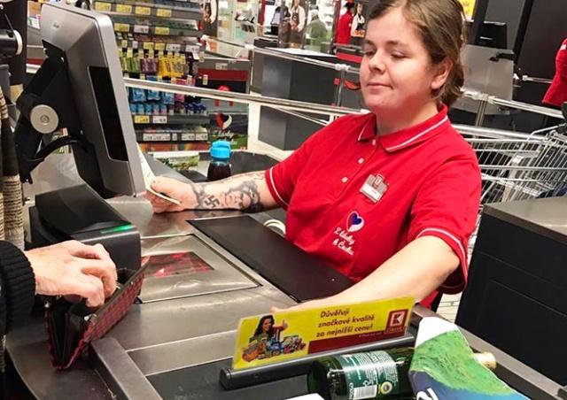 «Нацистский супермаркет» породил бурю шуток в чешском Интернете