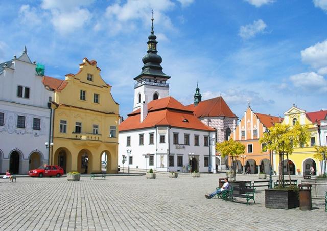 Названы лучшие города Чехии для ведения бизнеса