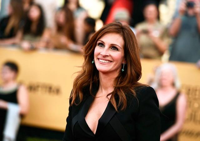 Самой красивой женщиной в мире названа Джулия Робертс