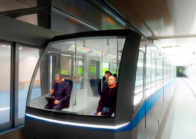 Прага сообщила подробности о строительстве новой ветки метро