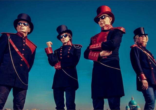 Легендарная группа «Пикник» выступит в Праге 10 мая